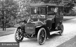 Pell Wall Hall, A Vintage Car 1911, Pell Wall
