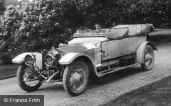 Pell Wall Hall, Rolls-Royce Silver Ghost 1911, Pell Wall