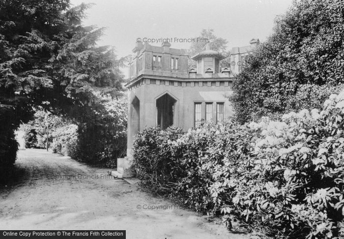 Photo of Pell Wall Hall, The Lodge 1911