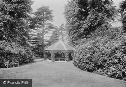 Pell Wall Hall, The Summer House 1911, Pell Wall
