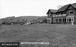 Ashburnham Golf Club c.1965, Pembrey