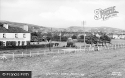 General View c.1955, Pembrey