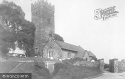 Pembrey, St Illtyd's Church c.1965