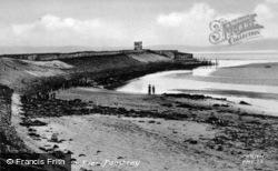 The Pier c.1955, Pembrey