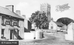 The Village c.1955, Pembrey