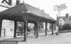 Pembridge, Market Hall c.1950