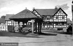 Pembridge, Market Place And New Inn c.1955