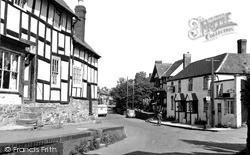 Pembridge, Red Lion Corner c.1955