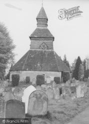Pembridge, The Belfry c.1950