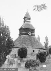 Pembridge, The Church c.1960