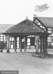 Pembridge, The Market Hall c.1950