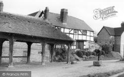 Pembridge, The Market Place c.1955