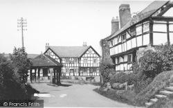Pembridge, The Market Square c.1960