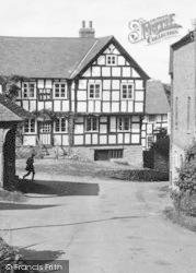 Pembridge, The New Inn c.1955