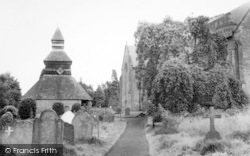 Pembridge, The Parish Church c.1965