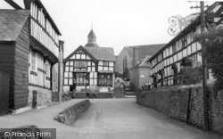 Pembridge, The Village c.1950