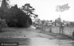 Pembridge, The Village c.1955