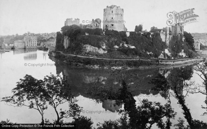 Photo of Pembroke, Castle 1890