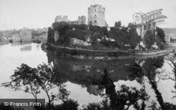 Pembroke, Castle 1890