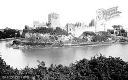 Pembroke, Castle 1936