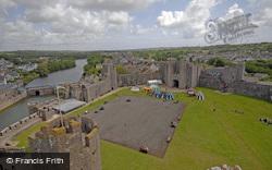 Castle And River c.2005, Pembroke