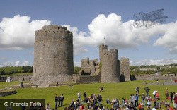 Castle c.2005, Pembroke