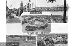 Pembroke Dock, Composite c.1955