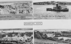 Pembroke Dock, Composite c.1960