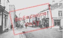 Pembroke Dock, Dimond Street c.1955