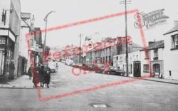 Pembroke Dock, Meyrick Street c.1955