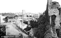 Pembroke, From The Castle 1890