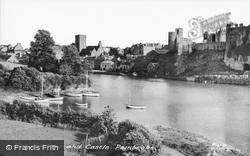 Harbour c.1955, Pembroke