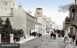 Main Street 1890, Pembroke