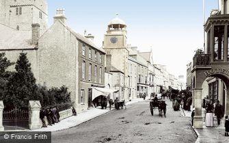 Pembroke, Main Street 1890