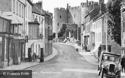 Main Street c.1950, Pembroke