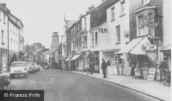 Pembroke, Main Street c.1960