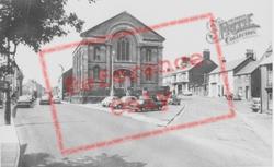 Pembroke, St Michael's Square c.1965