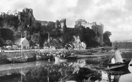 Pembroke, the Castle 1890