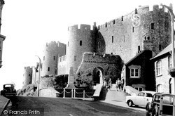 Pembroke, The Castle c.1955