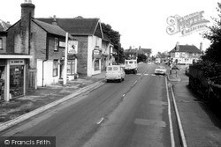 High Street c.1965, Pembury