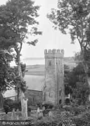 Penally, Church 1933