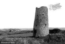 Penally, Round Tower 1890