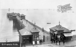 The Pier 1896, Penarth