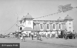 The Pier c.1955, Penarth