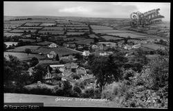 Pencader, General View c.1950