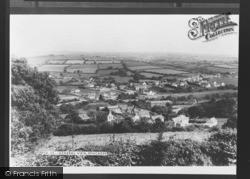 Pencader, General View c.1955