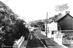 Pencader, Village c.1960
