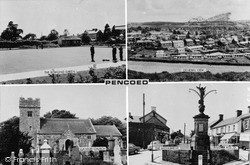 Pencoed, Composite c.1955