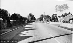 Coychurch Road c.1955, Pencoed
