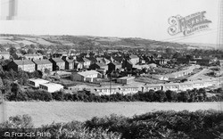 Pencoed, From Penylan Mountain c.1960